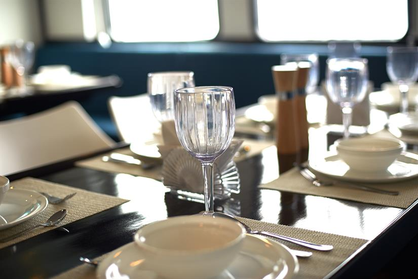 Dining Area - Galapagos Master