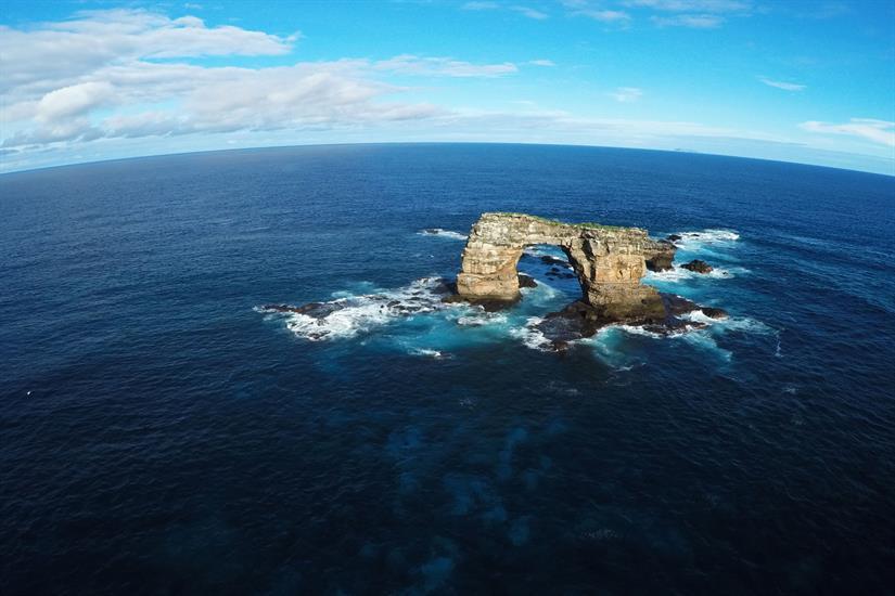 Darwin Island - Galapagos