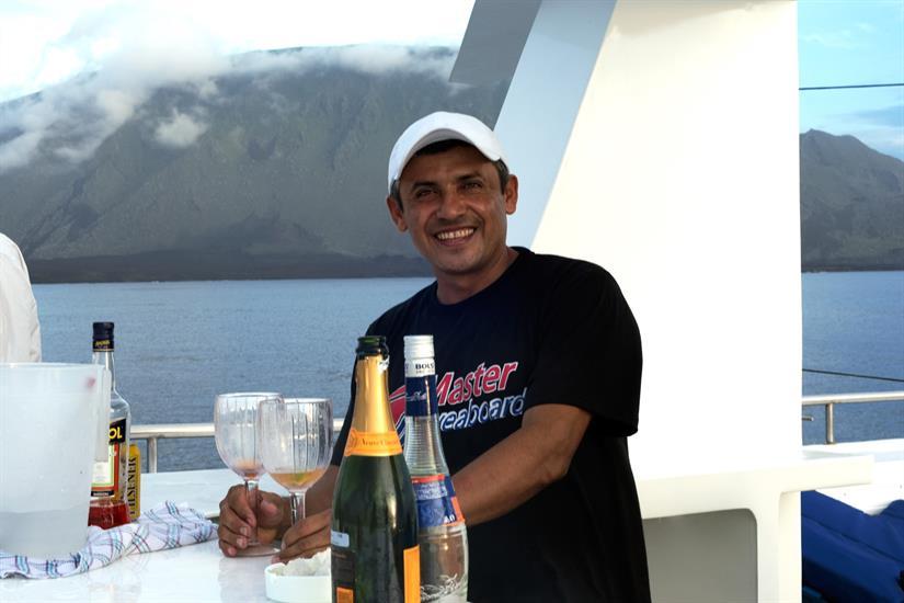 Bar Area - Galapagos Master