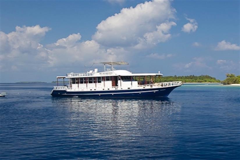 Emperor Atoll Liveaboard Maldives