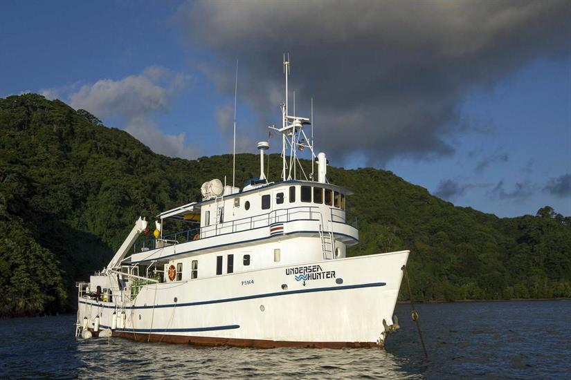 Undersea Hunter Liveaboard