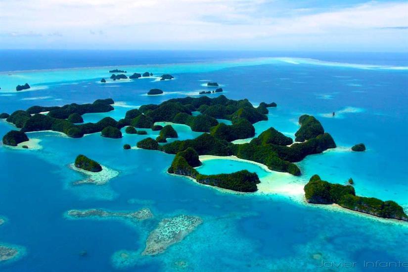 Rock Islands - Solitude One Liveaboard