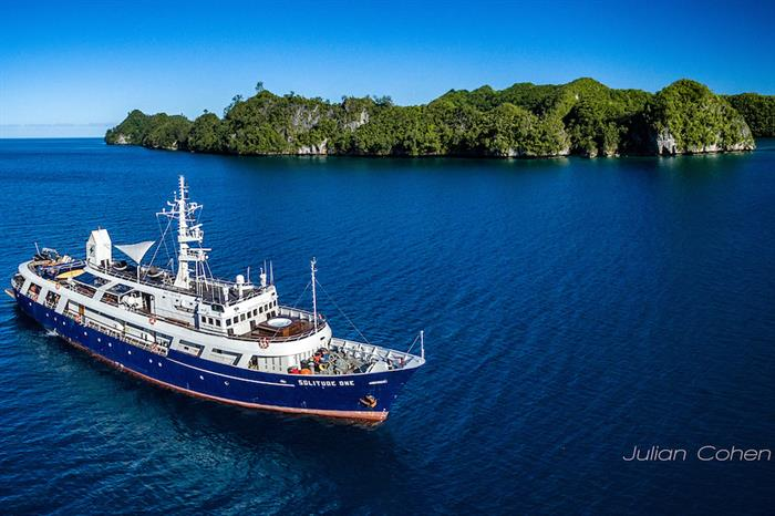 Amazing trips onboard Solitude One Liveaboard