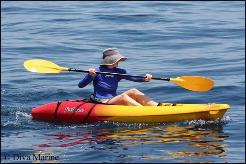 Kayaking - Diva Andaman