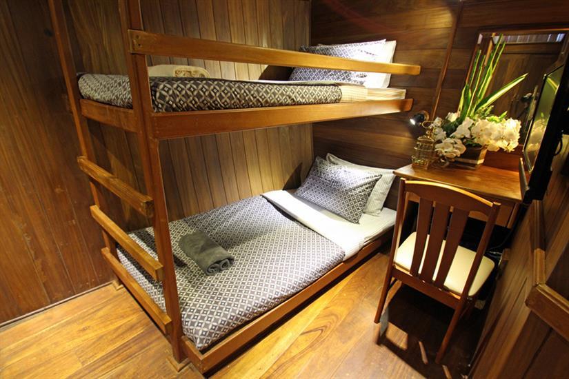 Twin Cabin - Diva Andaman