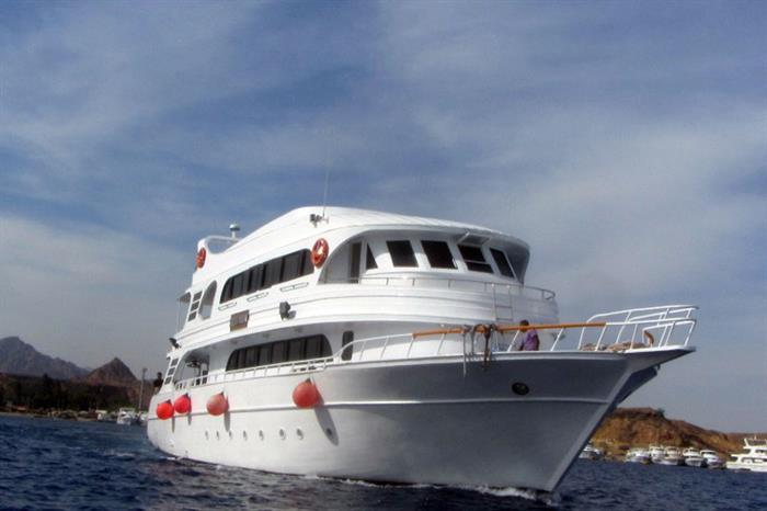 Red Sea liveaboard diving on South Moon