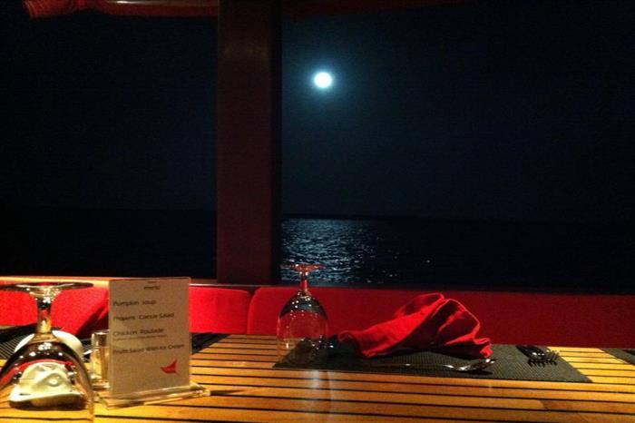 Moonlight Dinner