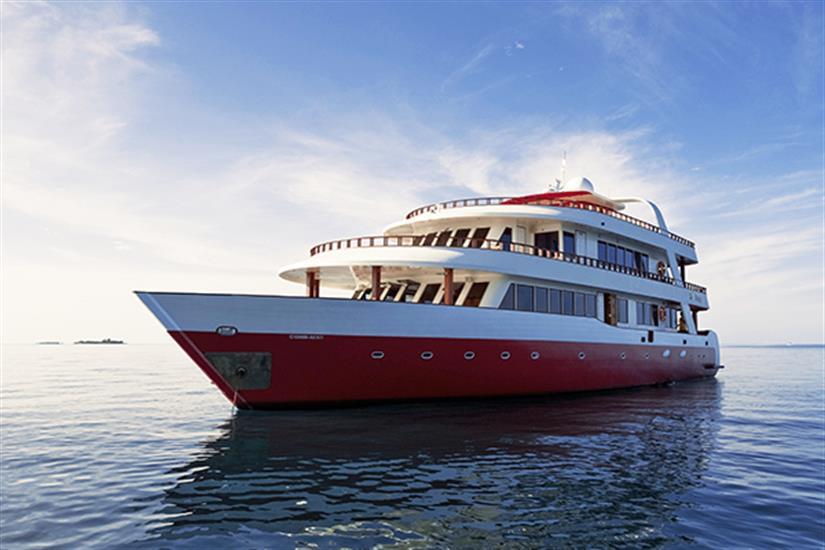 MV Theia Maldives