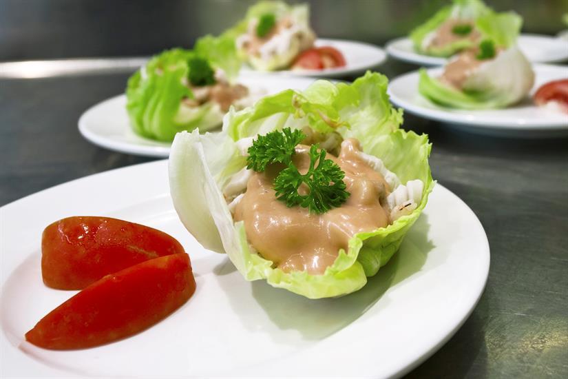 Delicious cuisine aboard the MV Theia
