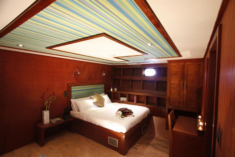 Superior Cabin - MV Theia