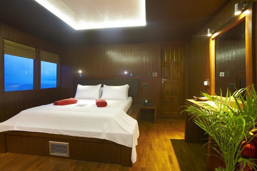 Sea View Suite - MV Theia Maldives