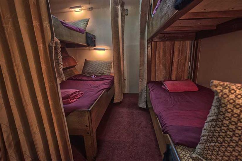 Quad Cabin - The Junk Liveaboard
