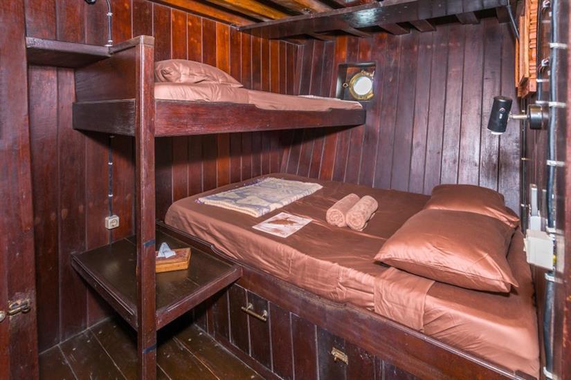 Ondina cabin