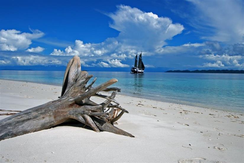 Explore remote Indonesia