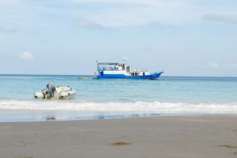 Similan Islands - Thai Sea Liveaboard