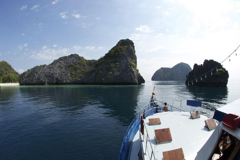 Thai Sea Liveaboard