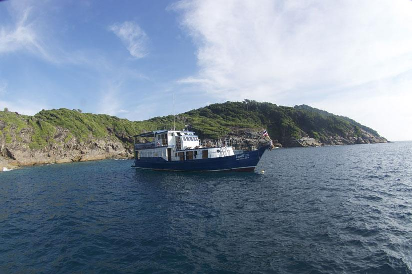 Thai Sea Liveaboard Similan Islands
