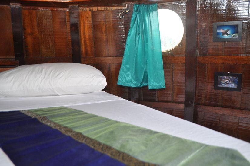 Twin Cabin - Thai Sea Liveaboard