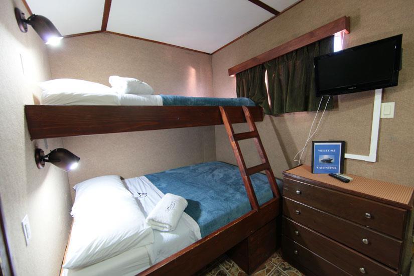 Deluxe twin cabin - MV Valentina