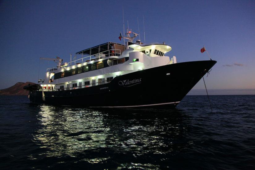 MV Valentina Liveaboard Sea of Cortez