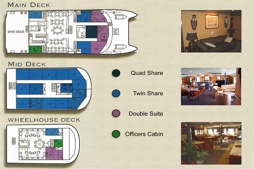 Ocean Quest Floor Plan