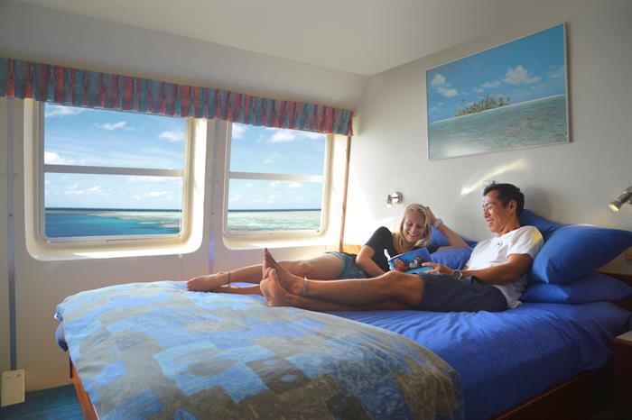 Double Cabin Ocean Quest Australia