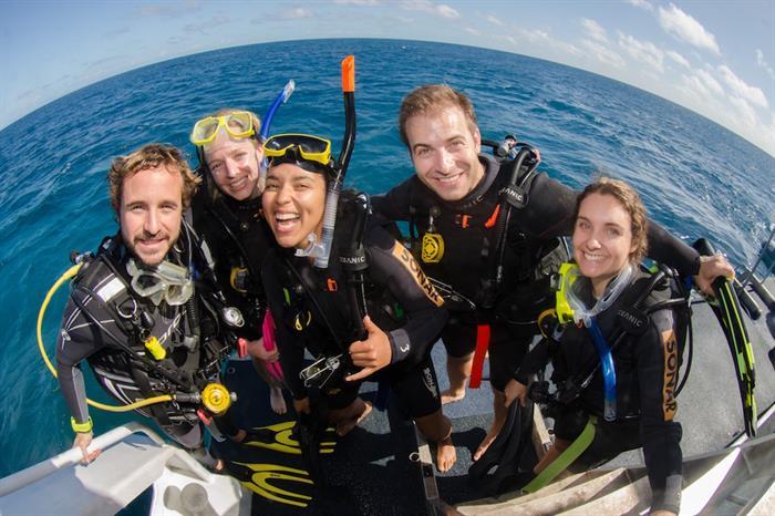 Ocean Quest Crew