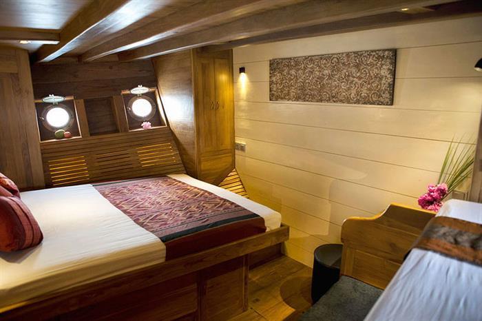 Mantra Liveaboard Cabin 3