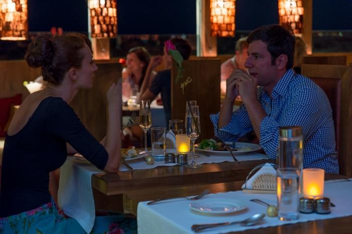 Scubaspa Yang Liveaboard Fine Dining