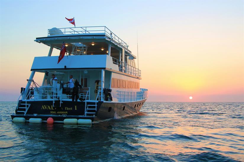 Cuban Sunsets - Avalon I