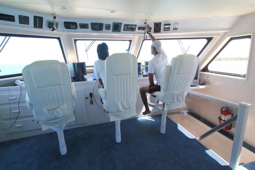 Captains helm - Avalon I