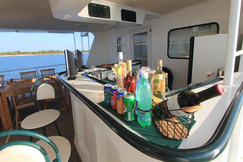Main deck bar - Avalon I