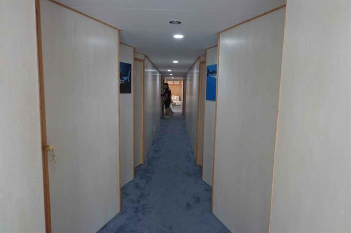 Avalon II Hallway