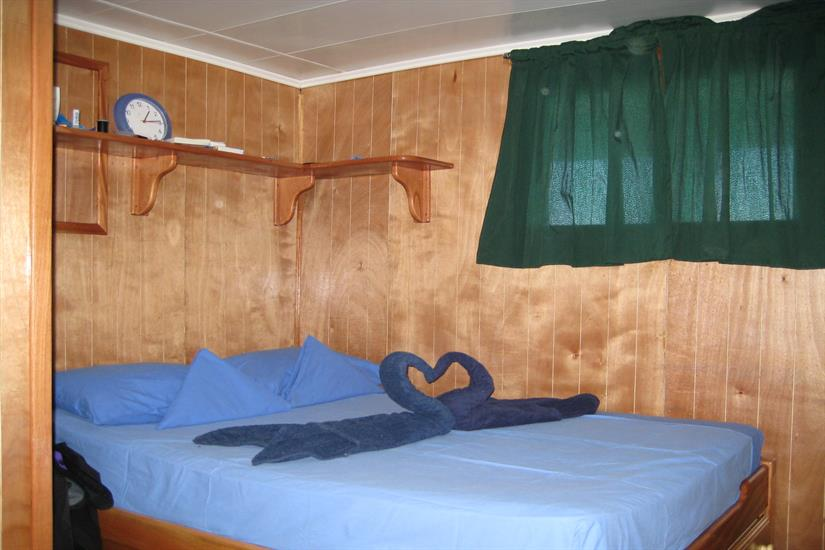 Double cabin - Tortuga House Boat Cuba