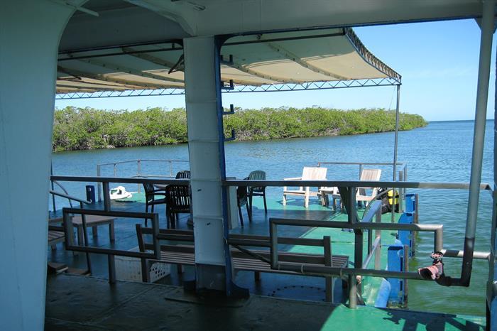 Tortuga Leisure Deck Cuba