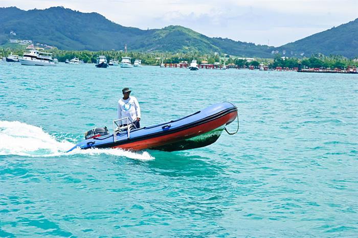 Dive Tender - Deep Andaman Queen