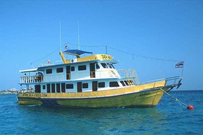 MV Marco Polo Dive Liveaboard Thailand