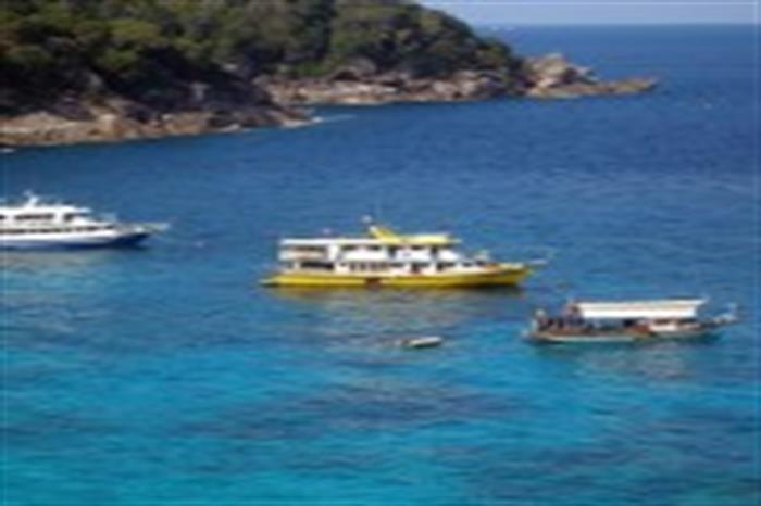 MV Marco Polo Liveaboard Thailand