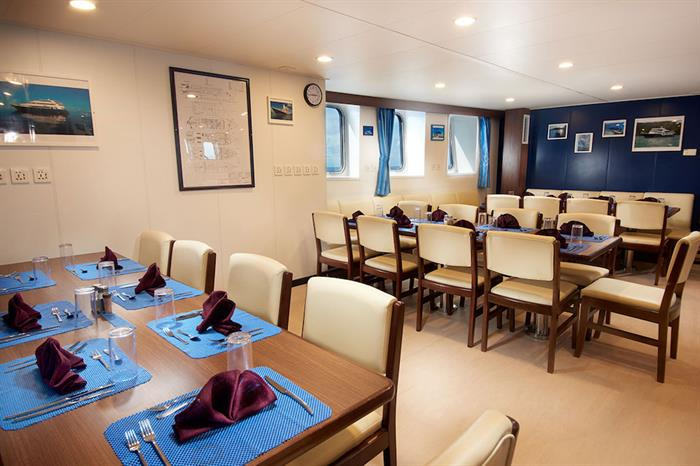 Dining Room - French Polynesia Master