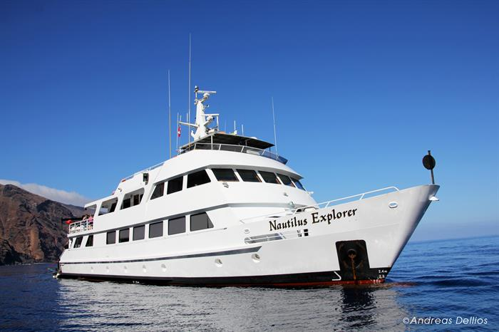 Nautilus Explorer Socorro Islands