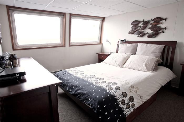 Premium Cabin Nautilus Explorer