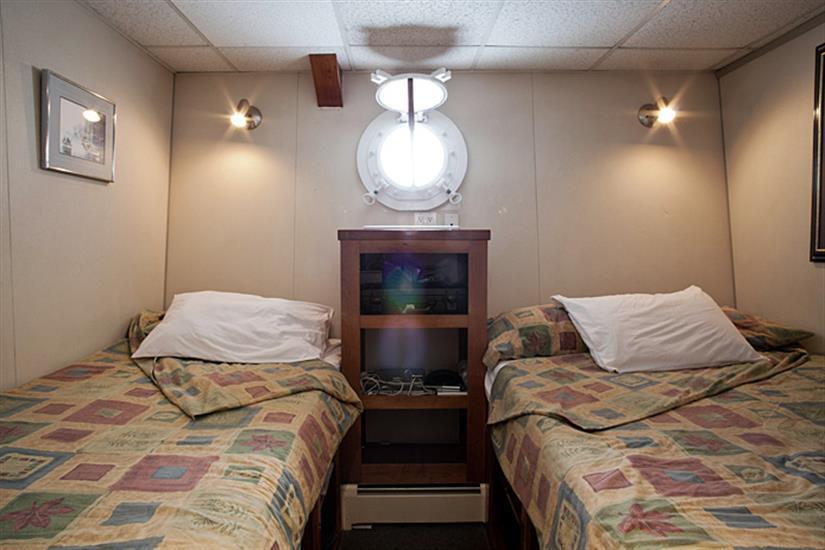 Standard Stateroom - Nautilus Explorer