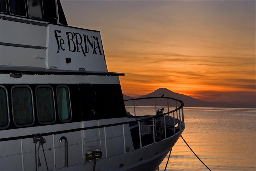 Sunset in Papua New Guinea - Febrina