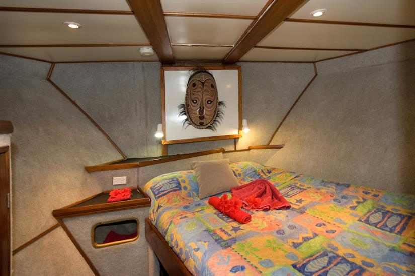 Double bed cabin - Febrina