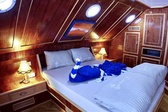 Master Suite Main Deck - Snefro Love