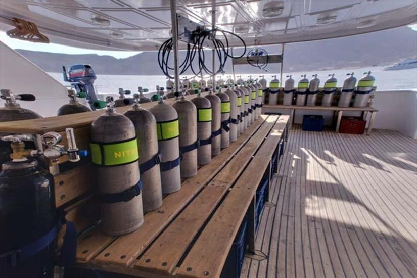 Snefro Love Dive Deck