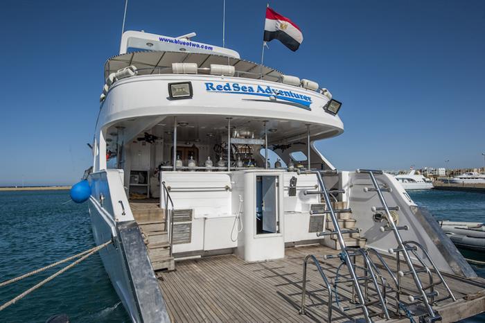 Red Sea Adventurer Egypt