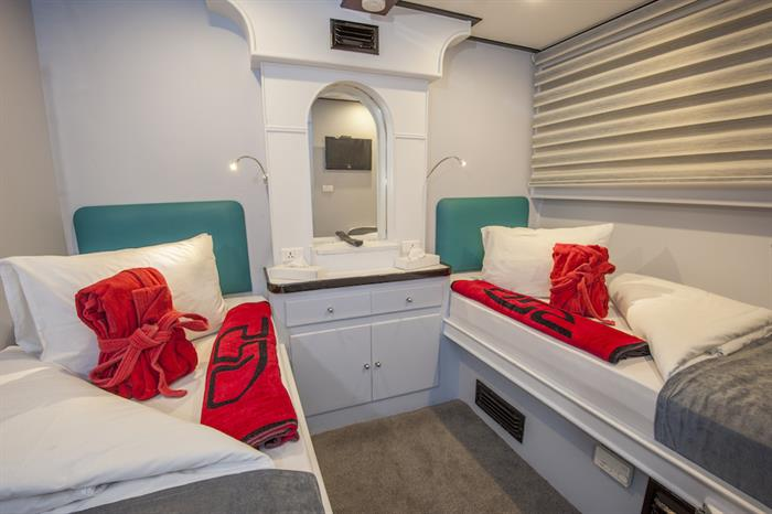Twin Cabin - Red Sea Adventurer