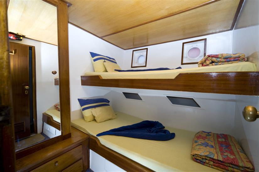 Twin Cabin - King Snefro 5