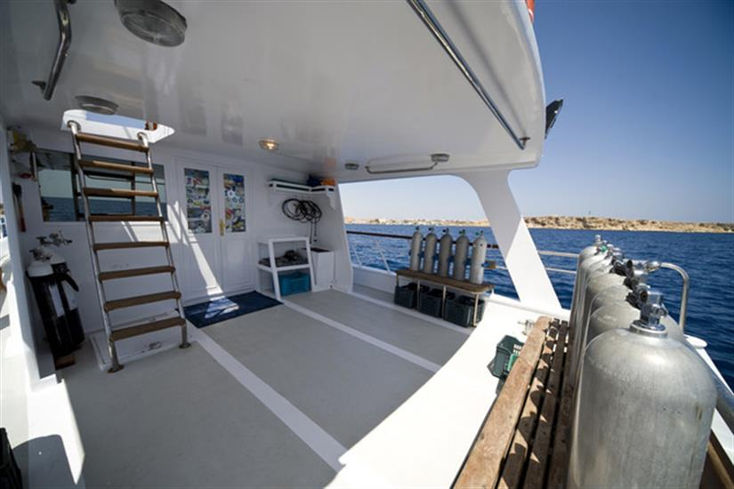 Dive deck - King Snefro 5